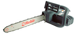 Electric Chainsaw Rebir KZ1-400
