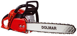 Chainsaw Dolmar PS-5000