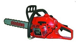 Chainsaw Shindaiwa 394