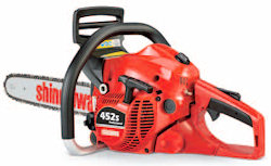 Chainsaw Shindaiwa 452S