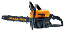 Chainsaw McCulloch Mac 539e