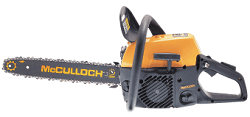 Chainsaw McCulloch Mac 542e